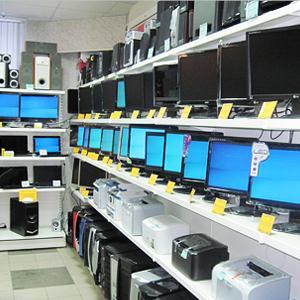 Компьютерные магазины Воскресенска