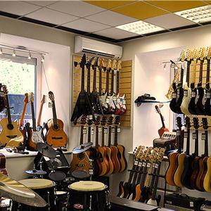 Музыкальные магазины Воскресенска