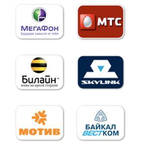 Операторы сотовой связи Воскресенска