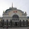 Железнодорожные вокзалы в Воскресенске