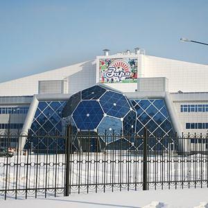 Спортивные комплексы Воскресенска