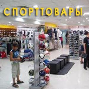 Спортивные магазины Воскресенска